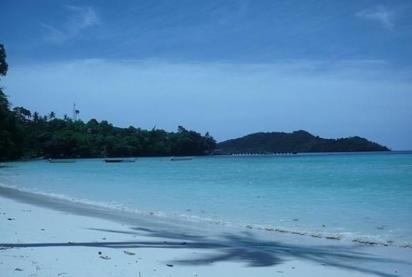 Paradiso Beach, Sabang, Aceh, Indonesia