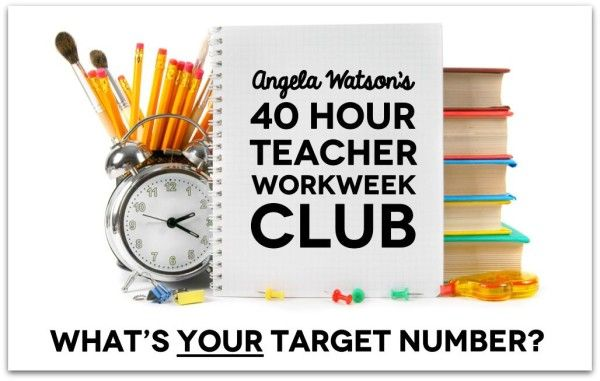 40 hour teacher workweek pdf