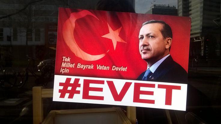 Erdogan: German 'Nazis' also back 'terrorists'