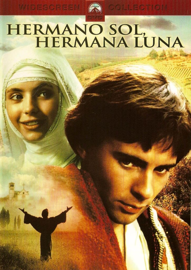 Hermano Sol, hermana Luna (1972) Italia. Dir: Franco Zeffirelli. Drama. Relixión. Biográfico. Idade media - DVD CINE 792