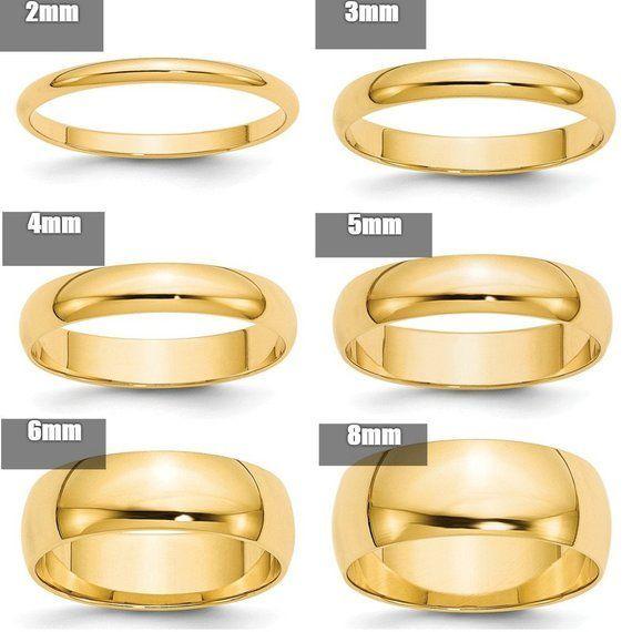 Men Sweddingbandmechanic Men Sweddingbandopal Men Sweddingbandwestern 10k Solid Yellow Wedding Ring Bands Gold Wedding Bands Women Mens Gold Wedding Band