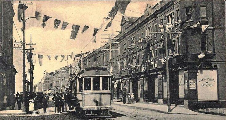 Vintage 1910 Water Street, St. John's