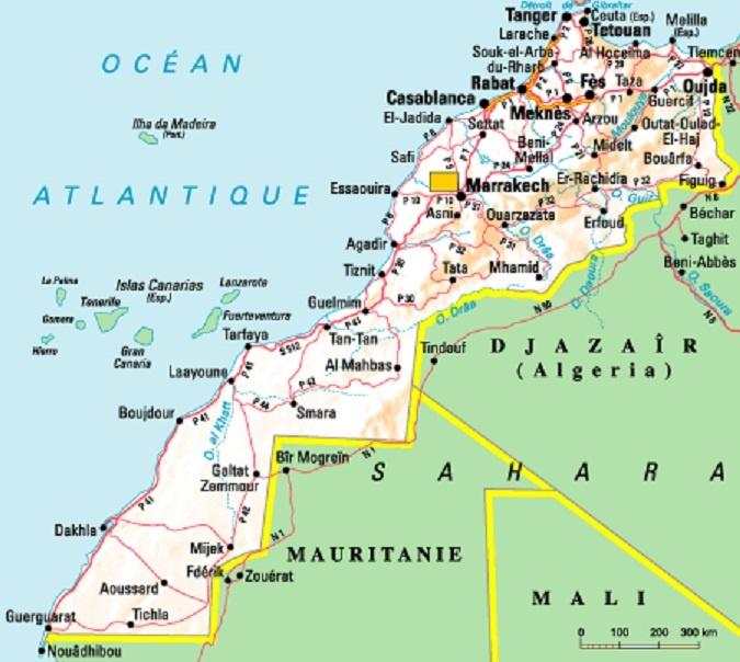 Best 25 Carte maroc ideas on Pinterest