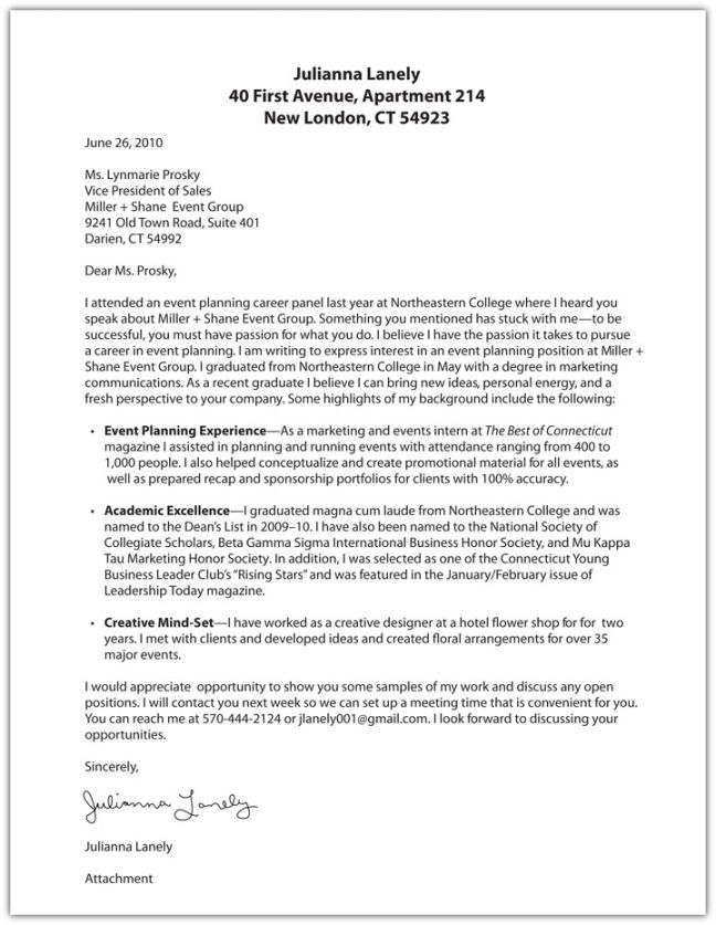 Good Cover Letters For Brand Education  letter  Cover