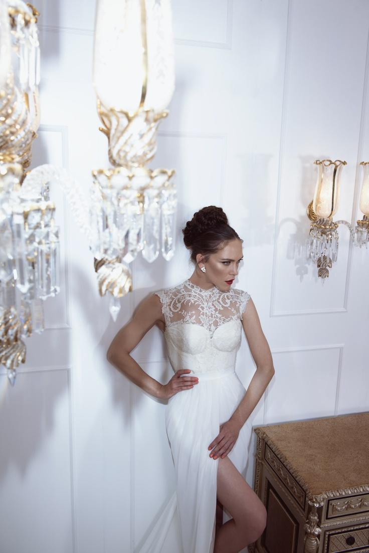 24 best Yaki Ravid images on Pinterest | Short wedding gowns ...