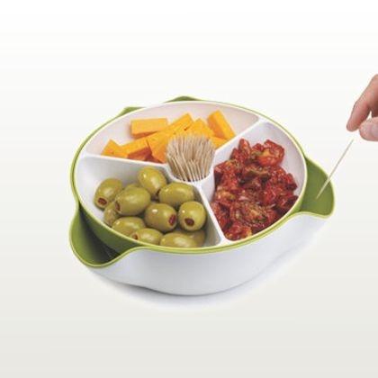 Joseph Joseph – Double dish grande (petisqueira) :: DESIGN anyware