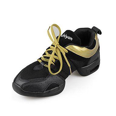 Empeigne en cuir véritable chaussures de danse de salon modernes chaussures  de danse chaussures pour femmes