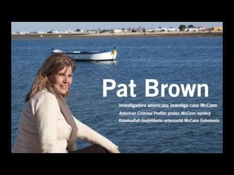 Criminal Profiler Pat Brown interview with Jade Robran - YouTube