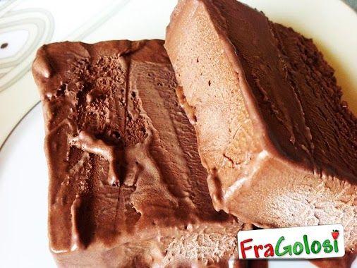Google+ semifreddo al cioccolato mmmmmmm buono!