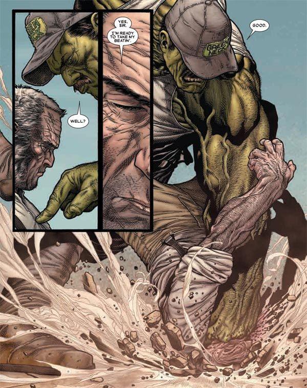 Wolverine: Old Man Logan - Steve McNiven, 2008