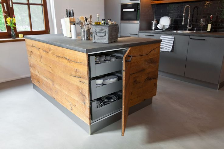 Küche: Wenn Landhausstil auf Moderne trifft | Kü…