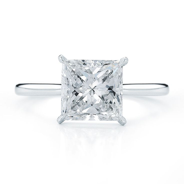 simple square engagement rings www pixshark images