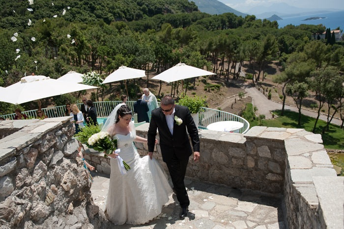 OUTDOOR RELIGIOUS WEDDINGS  -  Our Church of England minister will conduct ceremonies at any of our venues, including a few historic Catholic churches and chapels.