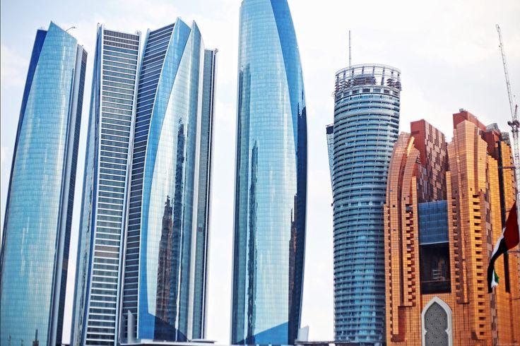 Abu Dhabi City Tour - Camille Tries To Blog