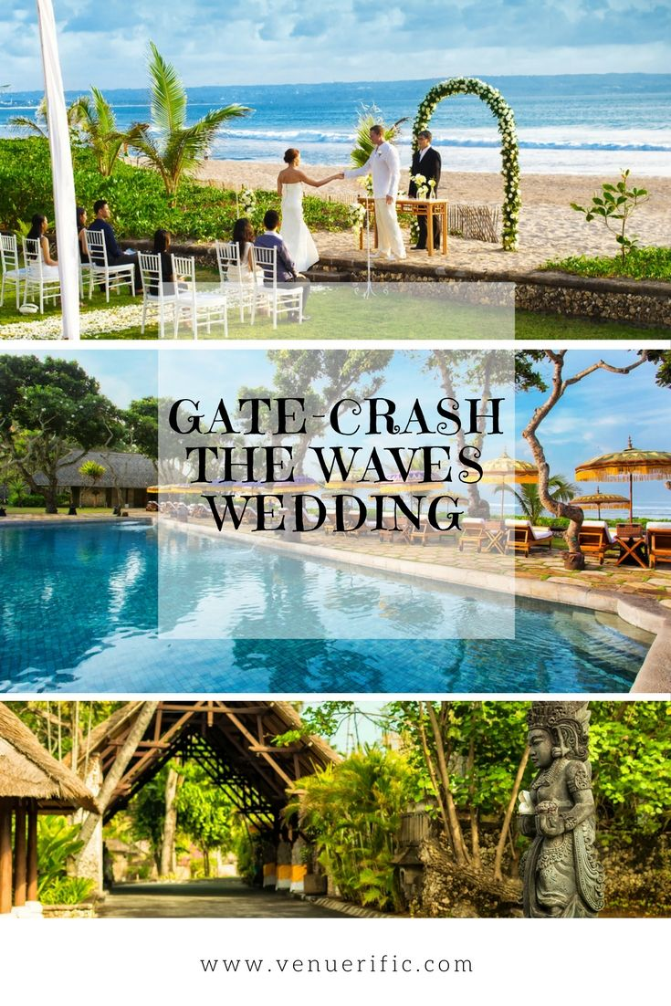 With the breezy beach air and the sound of the crashing waves, The Oberoi Bali, Indonesia gives a fantastic place tonplan your dream wedding. With capacious hectares of land and beautiful villas, your entire wedding from reception to after party is covered here. More at: www.venuerific.com