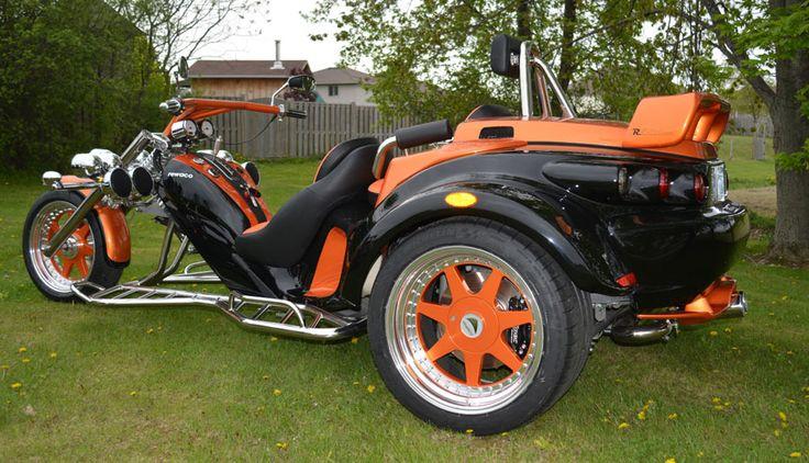 Exclusive Canadian Distributor For Rewaco Trikes - Len's Automotive & Performance