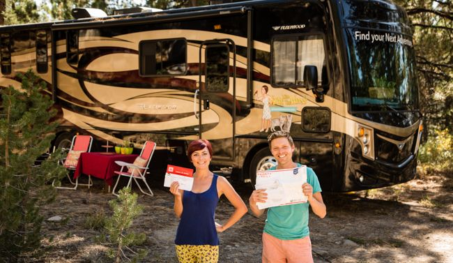 Handling residency, mail and health insurance as RV'ers is a complicated subject, so we simplified everything as much as we could into bite size pieces.