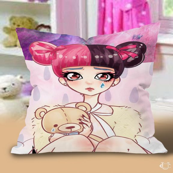 Melanie Martinez Cry Baby Pillow cases cheap and best quality. *100% money back guarantee