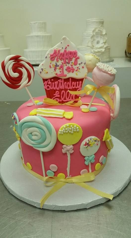 38 best Birthday images on Pinterest Bakeries New orleans and