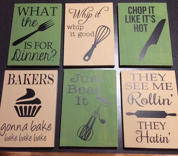 Homemade Wooden Signs With Industrial Made Vinyl From Life Expressions Decor