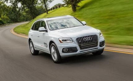Car and Driver was caught off guard after finding out that they averaged 35.6-mpg on an Audi TDI clean diesel, not bad for a no-compromise SUV.