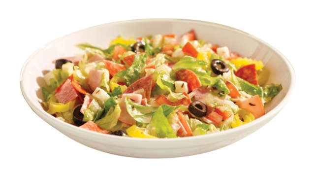 Zaxbys Grilled Chicken Salad Nutrition