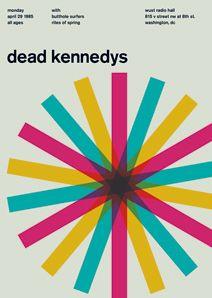 Dead Kennedys by Mike Joyce