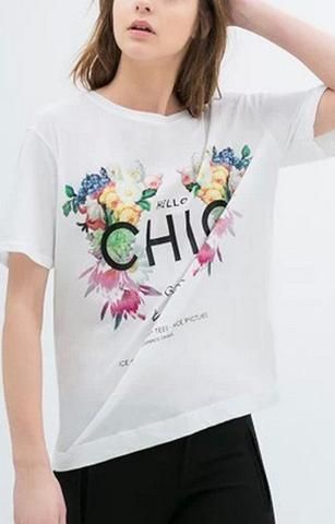 Hello Chic T-Shirt