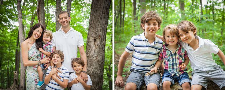 Family Time by Brooke Wedlock Photography #familyphotos #familyportraits #torontophotographer #portraitphotographer #naturallight #autumn #fallphotos #happiness #babyboy #sons