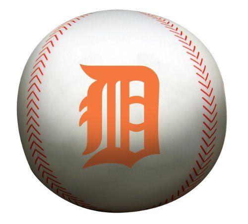 MLB Detroit Tigers 12-Inch Spandex Baseball Shaped Whoochie Pillow Northwest http://www.amazon.com/dp/B00432ZDO4/ref=cm_sw_r_pi_dp_OdYOvb1S2ZWNC