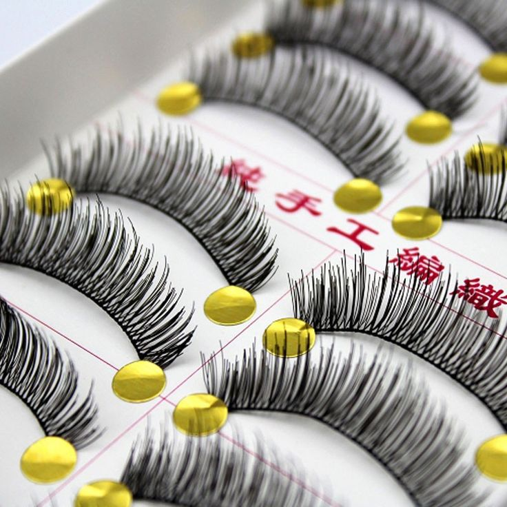 10 pair Professional False Eyelashes Maquiagem Eyelashes Eye Lashes Natural False Eyelashes Makeup - http://mixre.com/product/10-pair-professional-false-eyelashes-maquiagem-eyelashes-eye-lashes-natural-false-eyelashes-makeup/