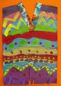 Ponchos. Patterns. Repeating elements. color. Mexican culture.