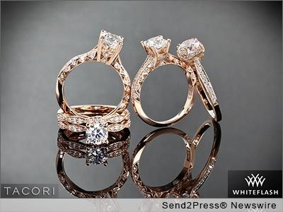 HOUSTON, Texas, Nov. 25, 2013 (SEND2PRESS NEWSWIRE) -- Whiteflash, internationally acclaimed retailer of ideal diamonds and fine bridal jewelry, announced today that they have become Platinum level distributors for industry-leading jewelry designer Tacori.
