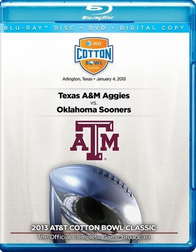 2013 At&t Cotton Bowl [Blu-ray] [2013]