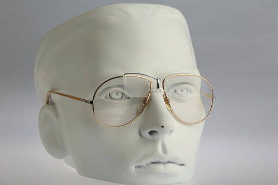 Rodier M126 Col 307 / Vintage sunglasses / NOS / 80s West