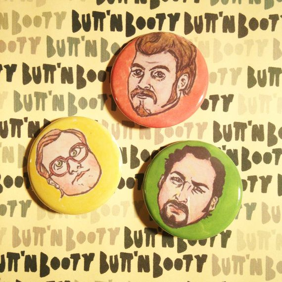 A Trio of Trailer Park Boys by ButtnBooty on Etsy