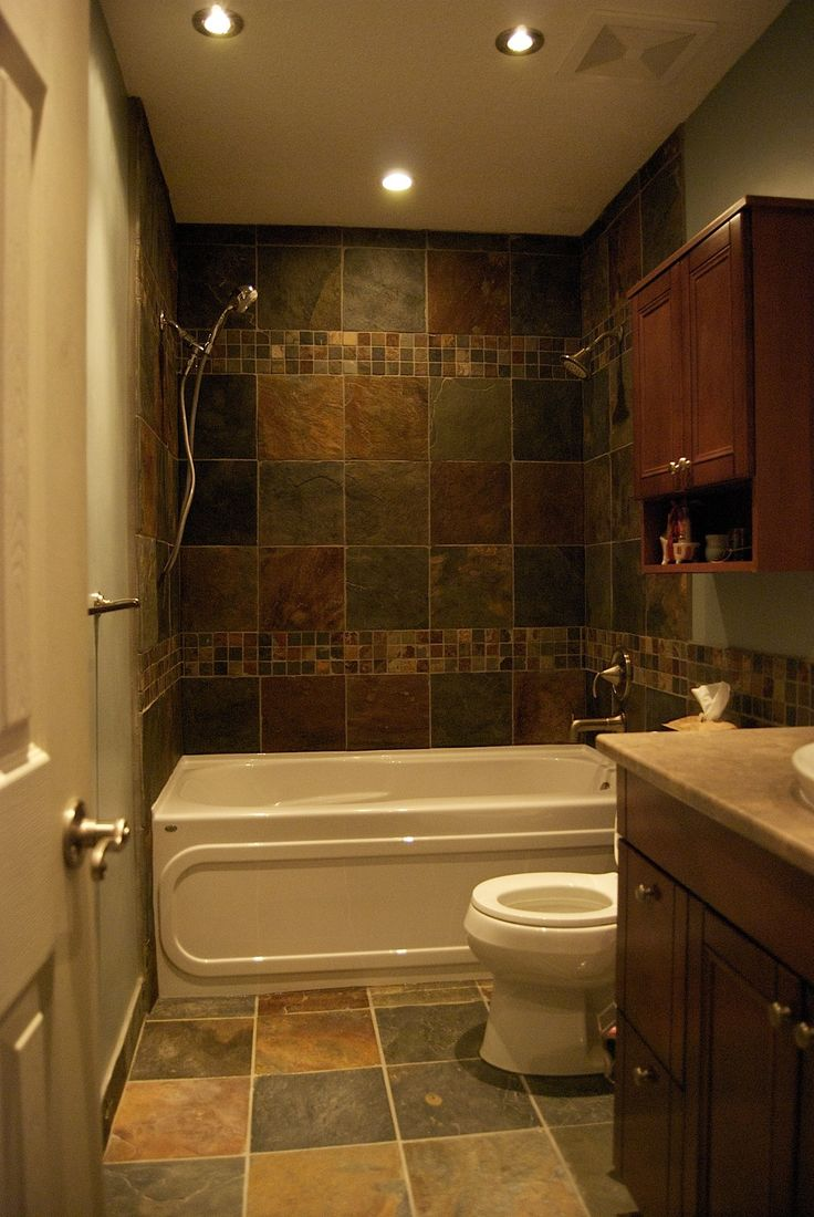 Top 25 Ideas About Slate Bathroom On Pinterest