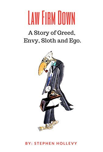 It is a story of greed, envy, sloth and ego.