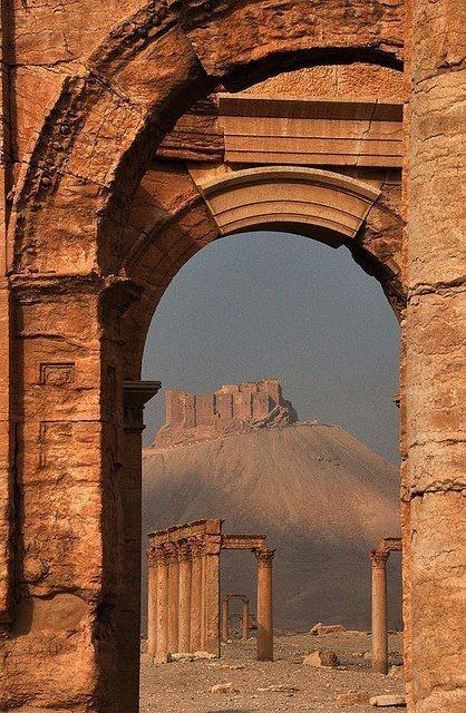 Palmyra. Siria