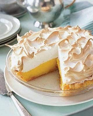 Ingredients: 1 packet Tennis biscuits 1 tin condensed milk 2 eggs 125ml (½ cup) lemon juice 150g margarine (or butter) ¼ cup castor sugar  Method: Melt the margarine. Crush the Tennis biscuits until finely crumbled and add the margarine. Press into pie dish and place in the fridge. Pour condensed milk into a mixing bowl. Separate the eggs and add the yolks to the condensed milk and stir till well blended. Add lemon juice and stir until it thickens. Pour over the biscuit crust. Combine the…