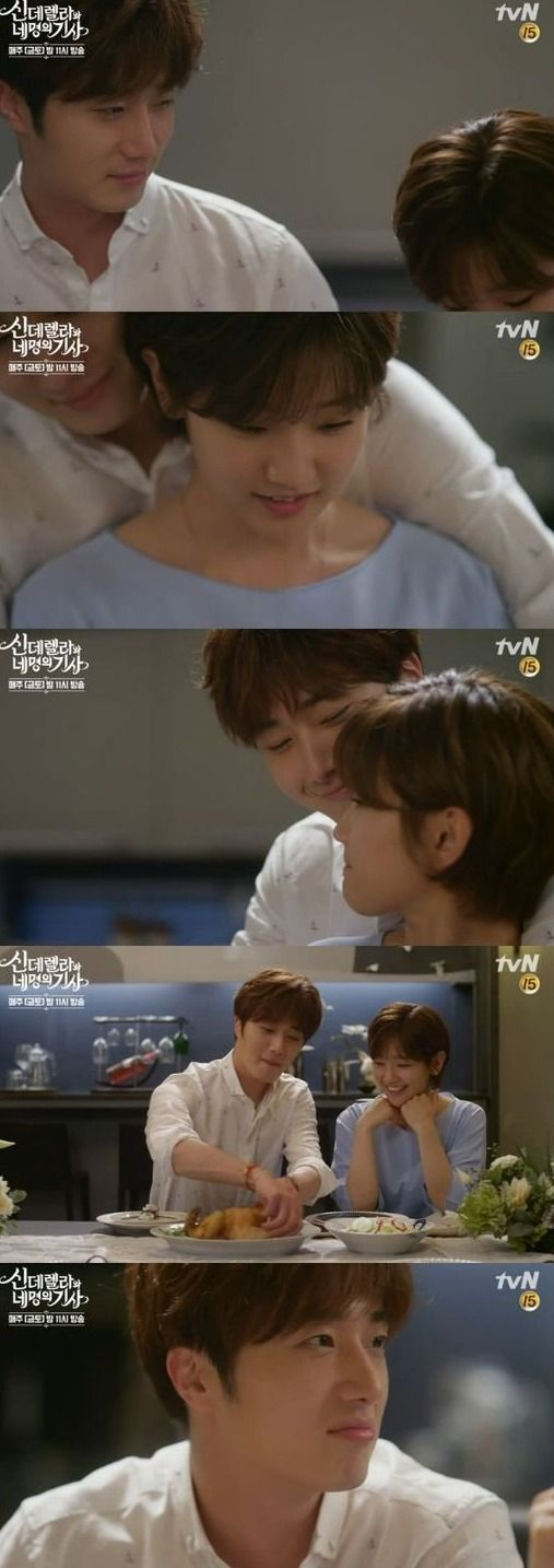 Added episodes 13 and 14 captures for the Korean drama 'Cinderella and the Four Knights'.