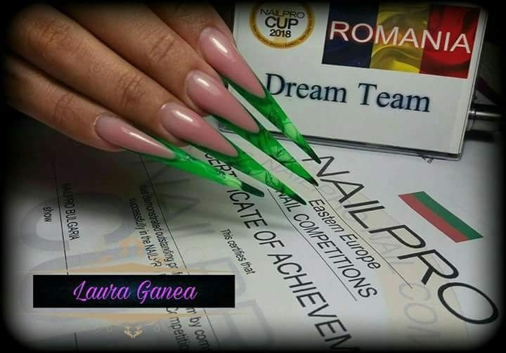35 best Extreme Nails by Laura Ganea images on Pinterest | Almond ...