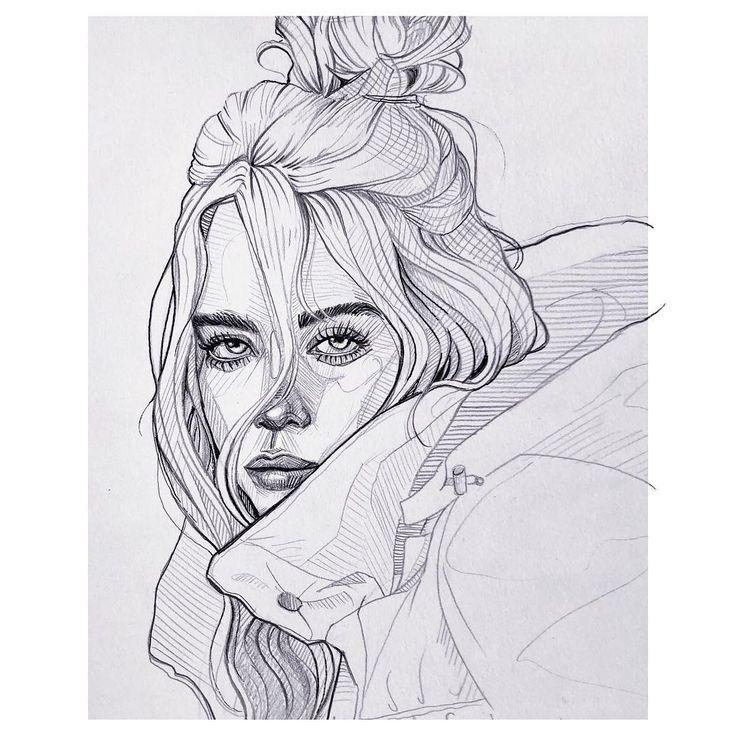 رسم بيلي ايليش كرتون