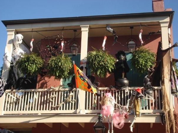 new orleans halloween concert