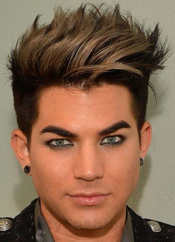 45 Cool Spike Hairstyles For Men Her Canvas Mens Hairstyles Spiked Hair Hair Styles