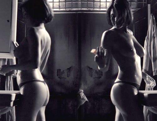 Carla Gugino Nude Green Screen 26