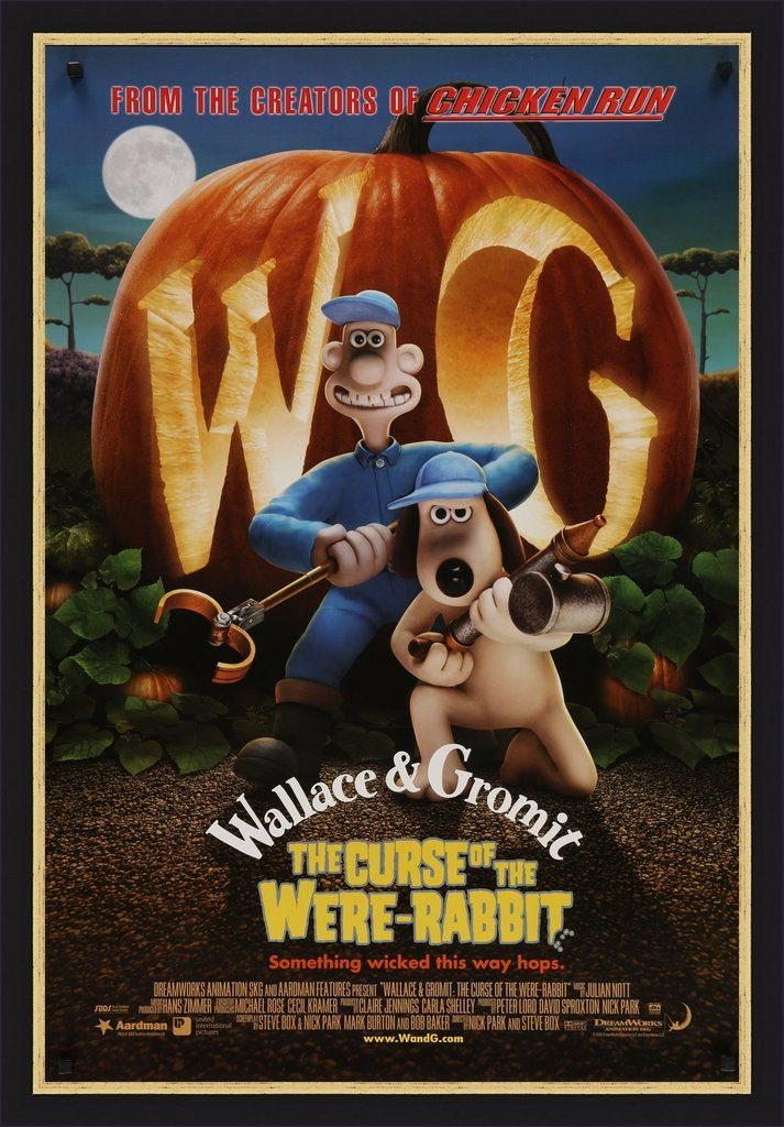 Halloween 2020 Soundtrack Online Wallace and Gromit: The Curse of the Were Rabbit   2005 in 2020