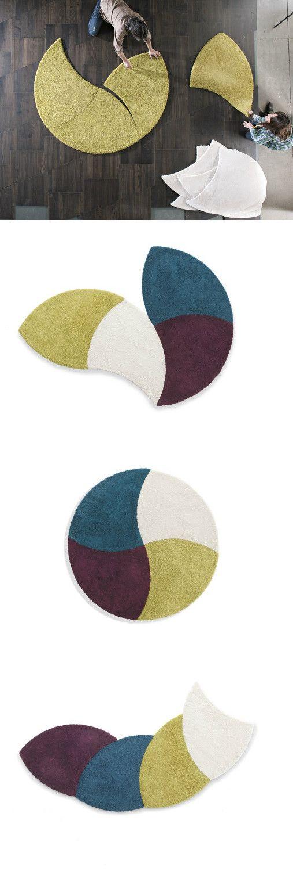 PLET Fabric #rug by @lagofurniture | #design Daniele Lago