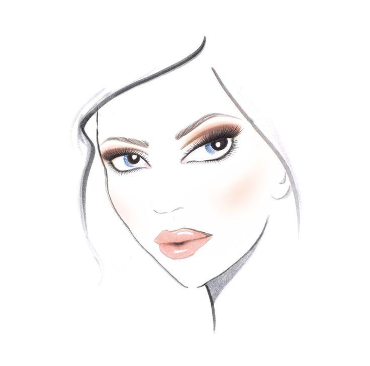 Универсальный макияж для собеседования