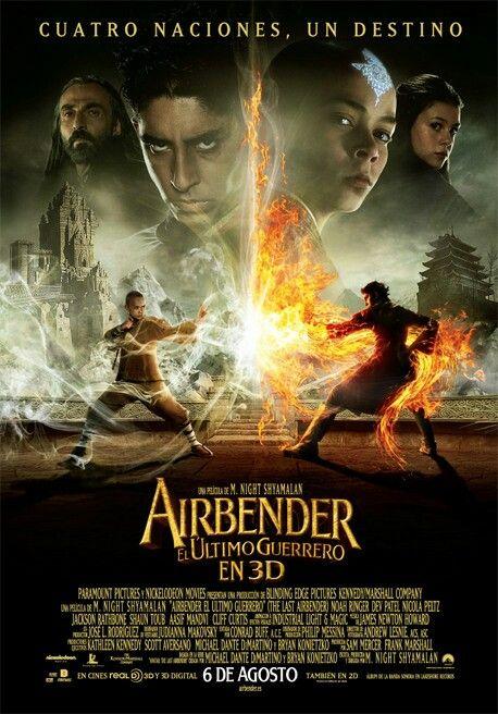 223.- Airbender el último guerrero 9 de Marzo
